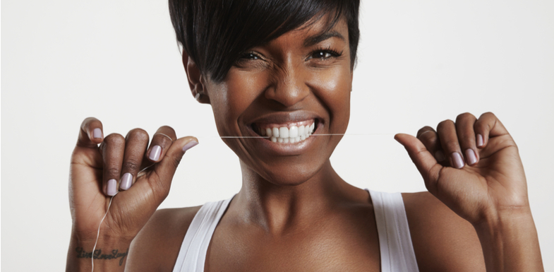 Flossing -- It's Really That Important. Here's How To Do It Right. | AZDentist.com