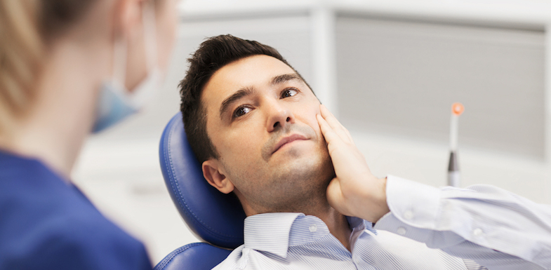 Toothache -- What Causes It And How Can I Relieve My Pain? | AZDentist.com