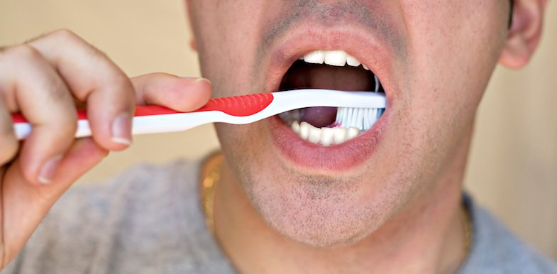 Am I Brushing My Teeth Too Hard? | AZDentist.com